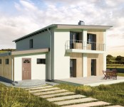 House project Maleta